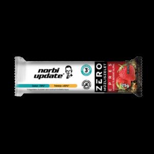 Norbi Update Epres müzliszelet kakaós tejbevonó talppal, édesítőszerrel 25 g