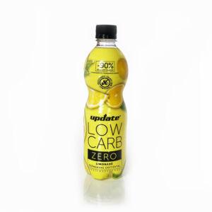 Update Low Carb Limonádé, energiamentes, szénsavas  üdítőital édesítőszerekkel 500 ml