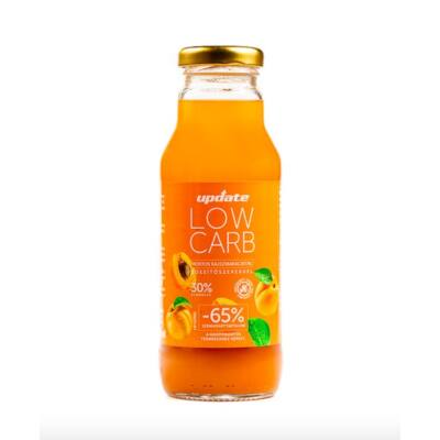 Rostos kajszibarack ital, édesítőszerekkel - 300 ml