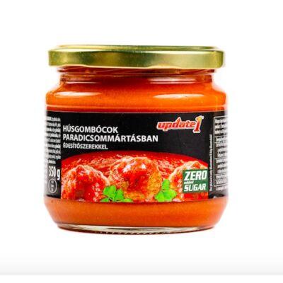 Húsgombócok paradicsommártásban, édesítőszerekkel - 350 g