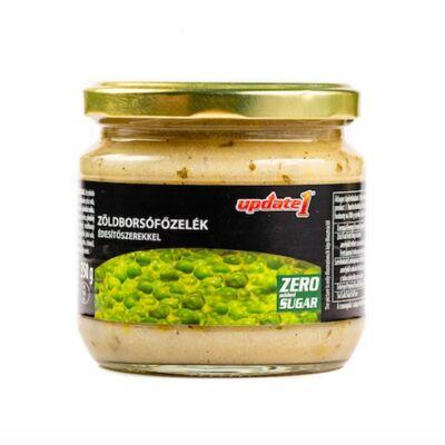 Zöldborsófőzelék, édesítőszerekkel - 350 g