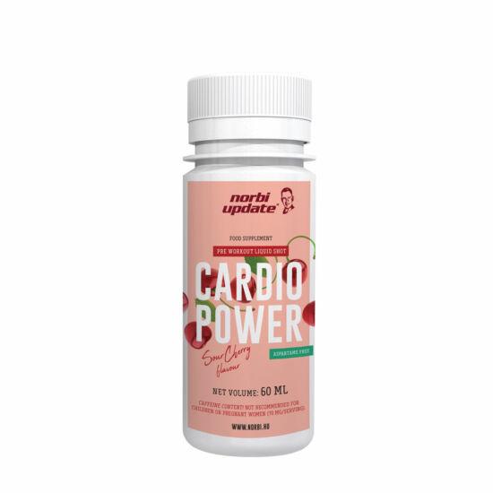 Update cardio power sour cherry 12x60ml