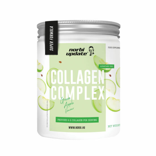 UPDATE COLLAGEN KOMPLEX GREEN APPLE 450g