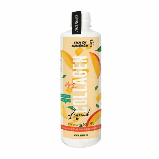 UPDATE LIQUID COLLAGEN MANGO 500ml