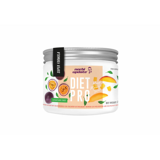 Update diet pro mango-maracuja 270g