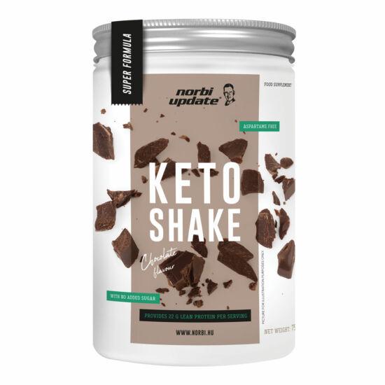 Update keto shake chocolate 750g