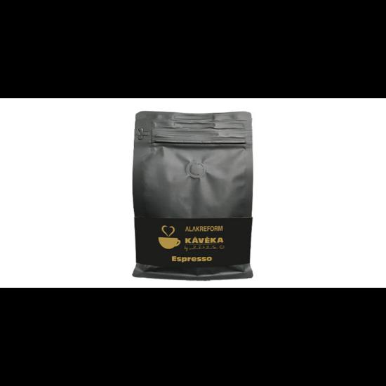 Espresso, 100% pörkölt szemes kávé- kávéka by Rubint Réka 200g