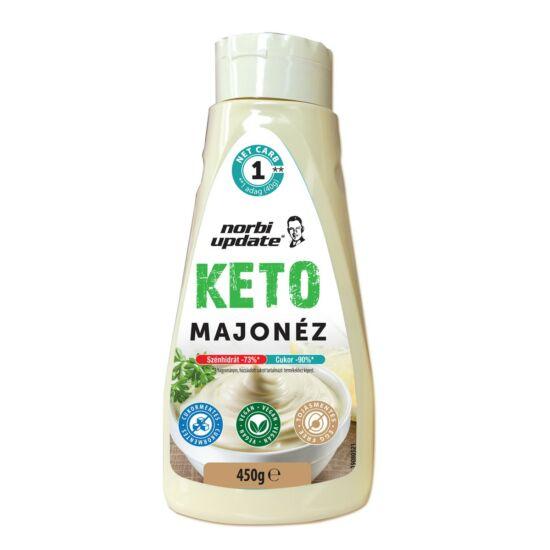 Norbi Update Keto Majonéz édesítőszerrel 450g