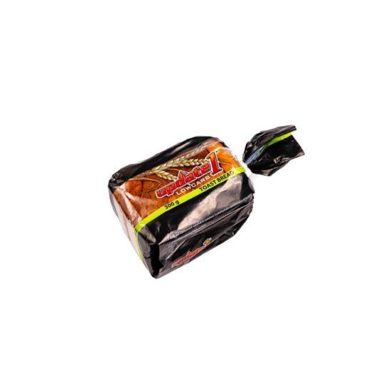 Toast kenyér, szeletelt - 300 g  (Csak előrendelésre!) További információ a rövid ismertetőben.