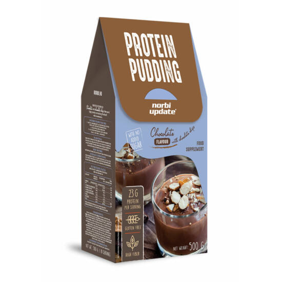 Update protein pudding chocolate 500g