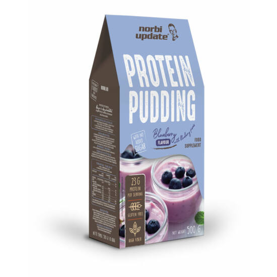 UPDATE PROTEIN PUDDING BLUEBERRY 500g