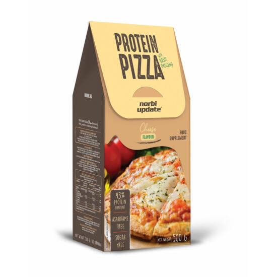 Update protein pizza cheese 500g
