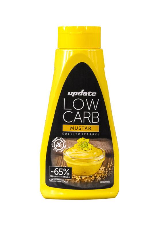 Update Mustár édesítőszerrel 500 g