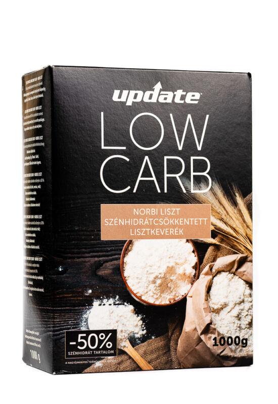 Norbi Update Low Carb liszt 1 kg (Norbi liszt)